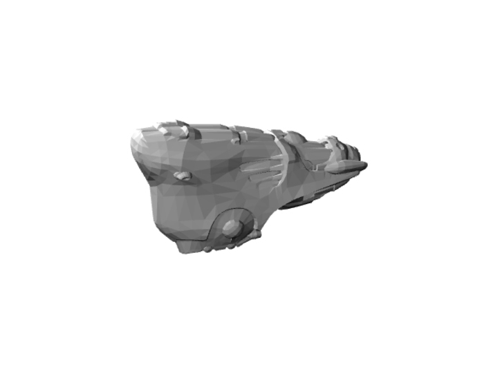 Dominix Ship Eve Online 8cm Spaceship 3d printed