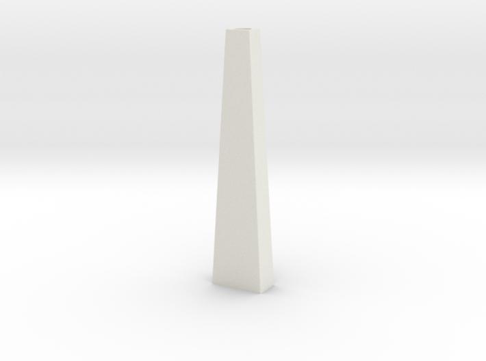 Pylon Wdw Single 10mm (HO) 3d printed