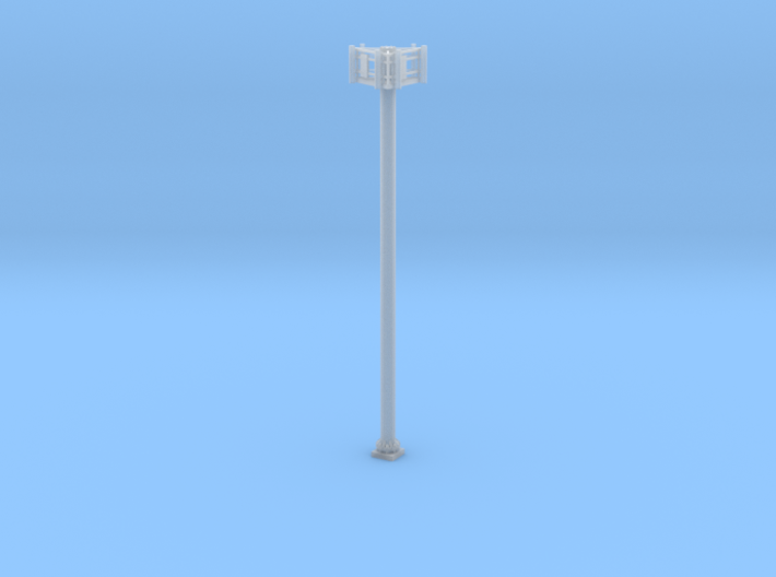 Cell Tower 1-87 HO Scale 3d printed