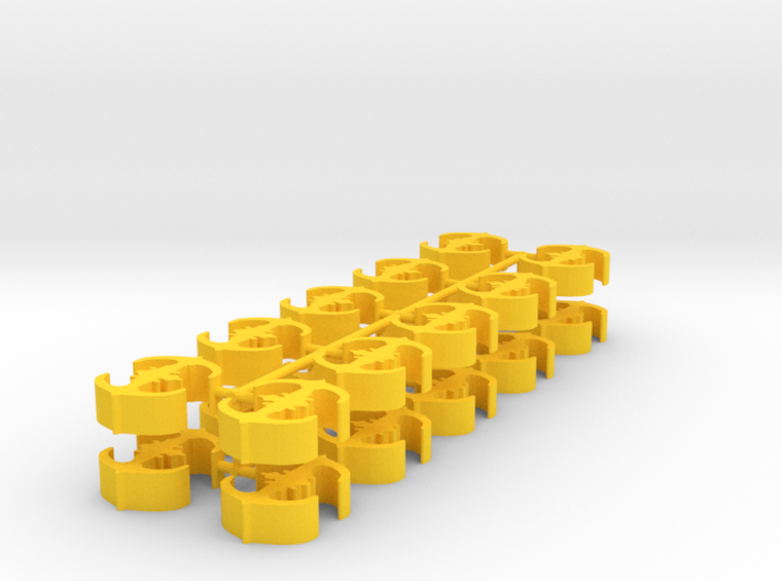 Game Piece, Core Union Station, 20-set 3d printed