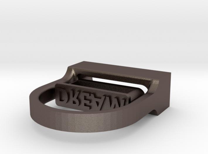 Dreamer Ring + Dream Chamber FULL set Dia19mm 3d printed