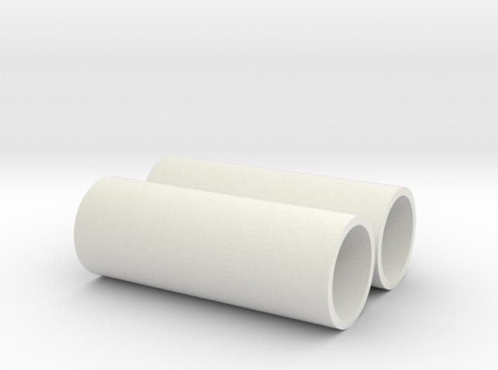 Z 042 2 Betonrohr 3,5m 3d printed