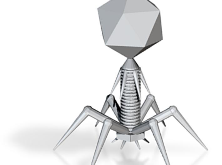 BacteriophageT7 3d printed