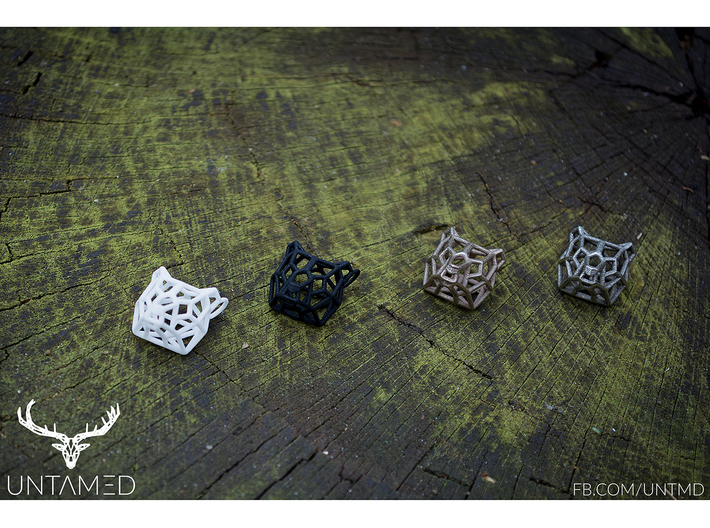 Untamed: The Bear Bracelet 3d printed