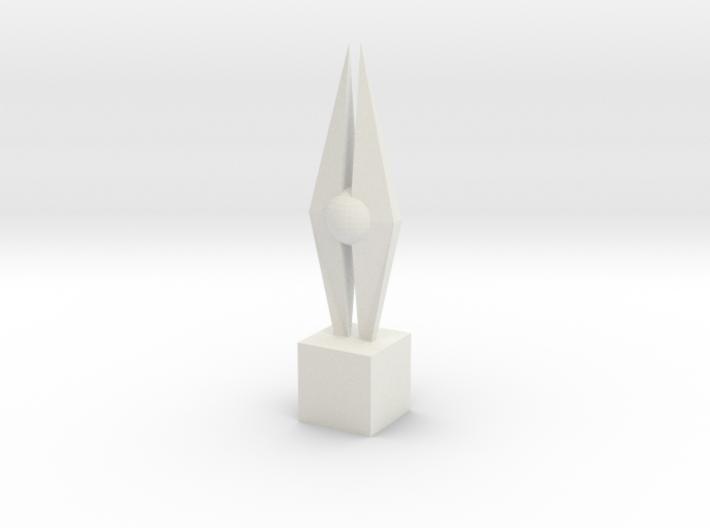 1/6 2015 CF GPX Trophy 3d printed
