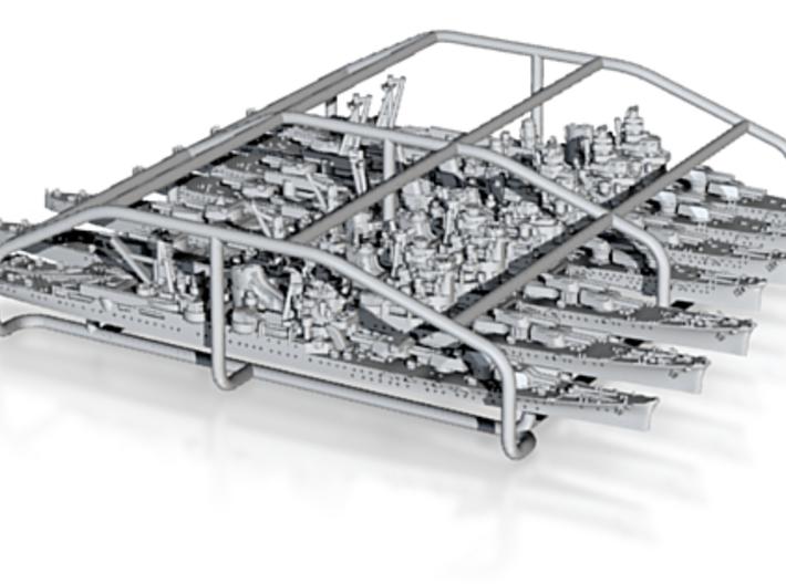 1/3000 [Bundle] IJN Heavy Cruisers (20161018) 3d printed