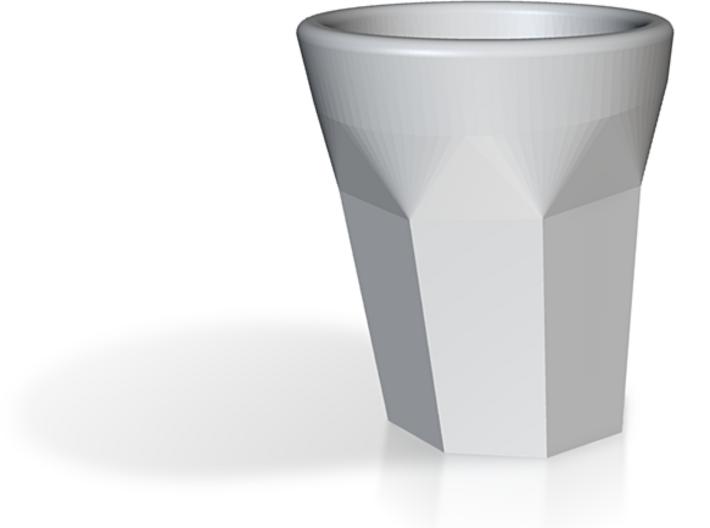 Pisa Espresso Cup 3d printed