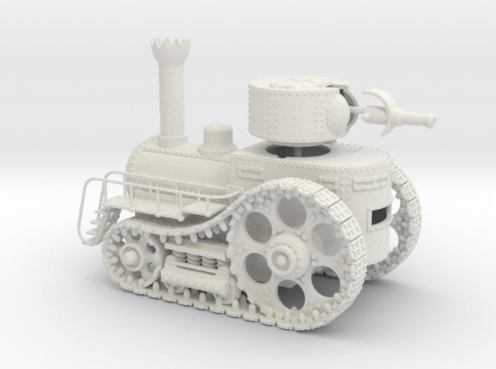 Steampunk Boiler Tank 3d printed