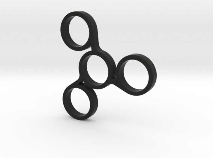 The Vios - Fidget Spinner 3d printed