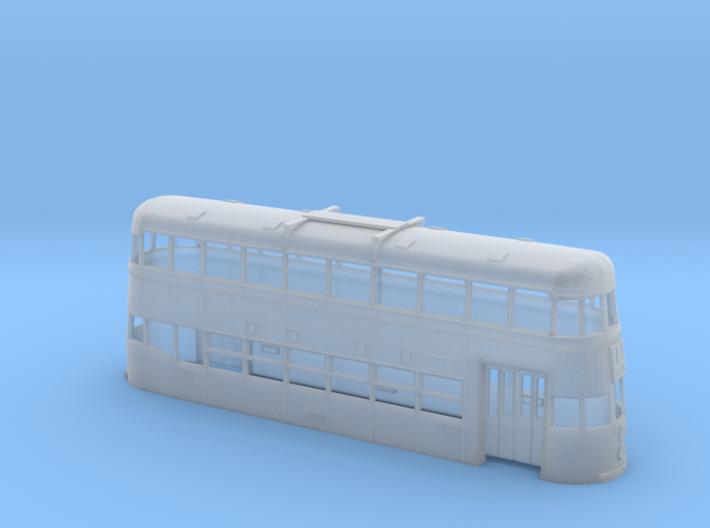 Body Johannesburg Streamliner 4mm 3d printed