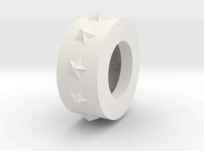 Star Bangle 3d printed