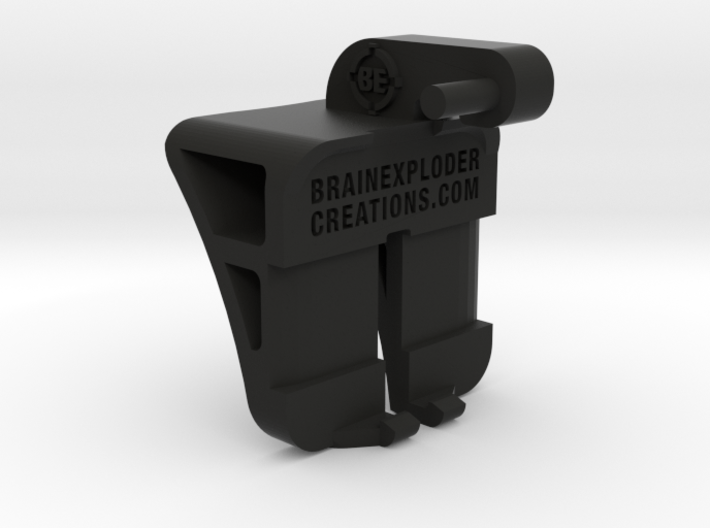 Boonie Hat Mount for GoPro Session HERO 4/5 3d printed