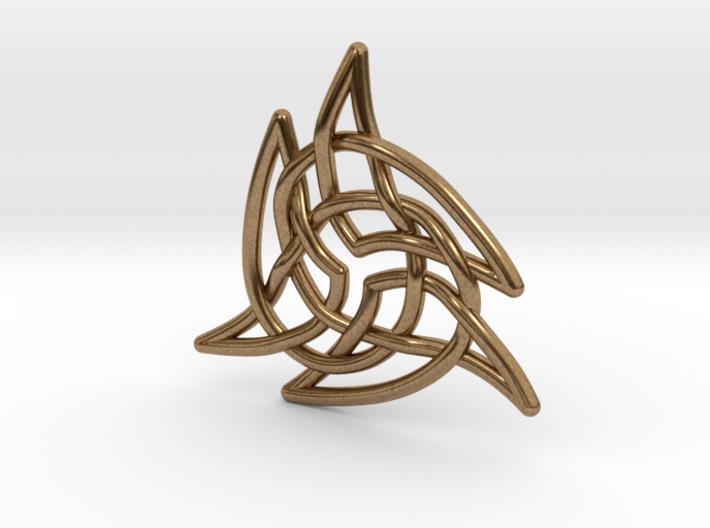 Triquetra 4 3d printed