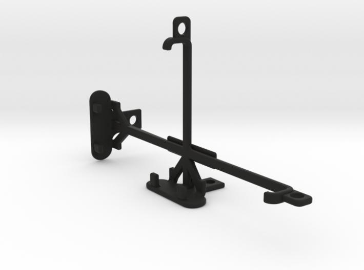 alcatel Pop 3 (5.5) tripod & stabilizer mount 3d printed