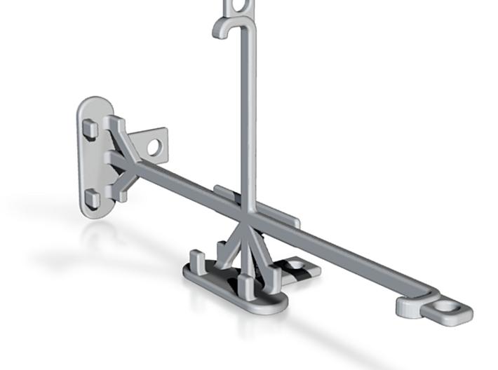 Apple iPhone 6 Plus tripod & stabilizer mount 3d printed