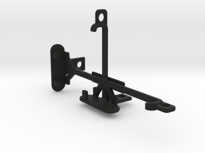 Apple iPhone 5 tripod & stabilizer mount 3d printed