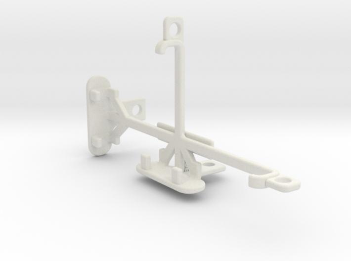 Apple iPhone SE tripod & stabilizer mount 3d printed