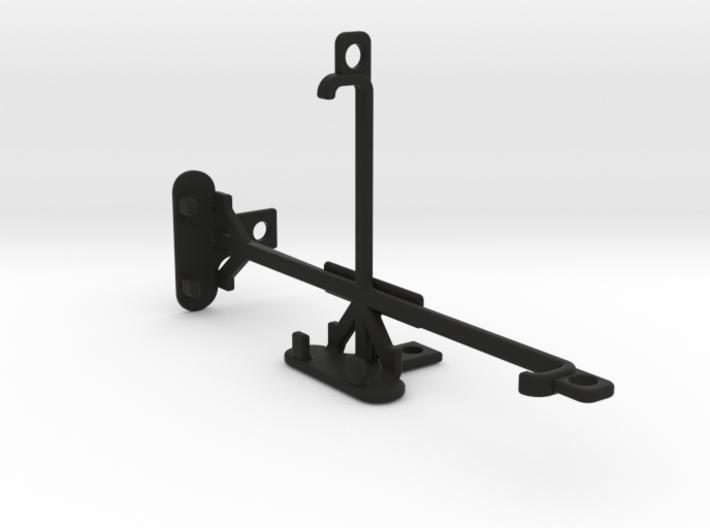 Asus Zenfone 3 Max ZC520TL tripod mount 3d printed