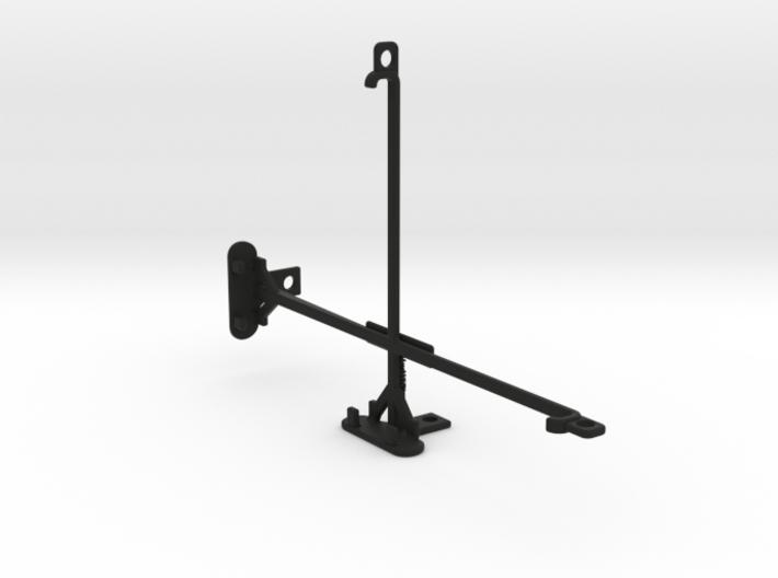 Apple iPad mini Wi-Fi tripod & stabilizer mount 3d printed