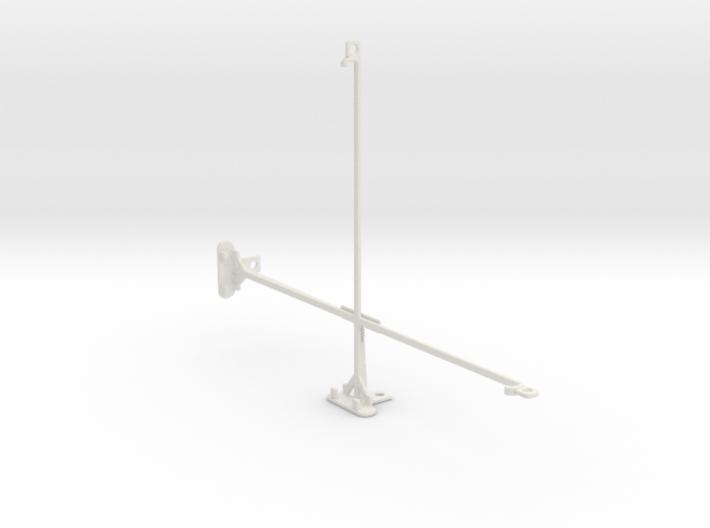 Apple iPad Pro tripod & stabilizer mount 3d printed