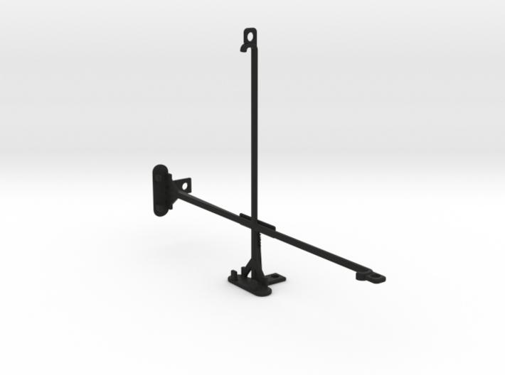 Apple iPad Pro 9.7 tripod & stabilizer mount 3d printed