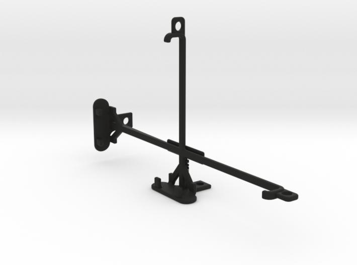 BLU Studio 7.0 II tripod & stabilizer mount 3d printed