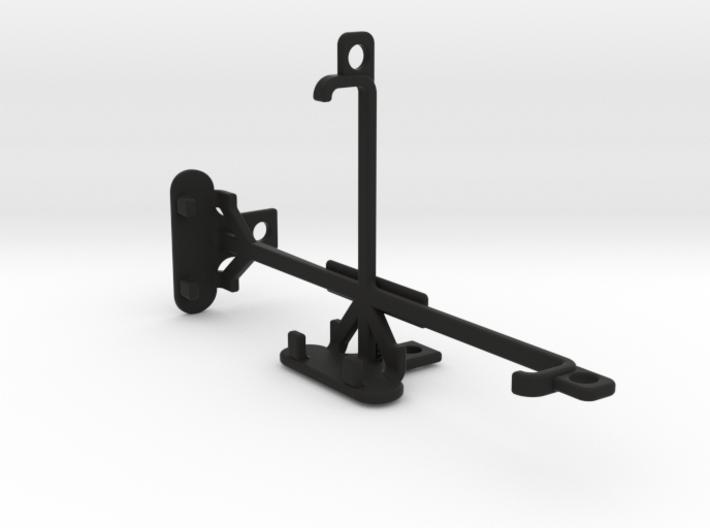 BLU Studio Energy tripod & stabilizer mount 3d printed