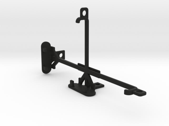 Celkon Millennia Everest tripod & stabilizer mount 3d printed