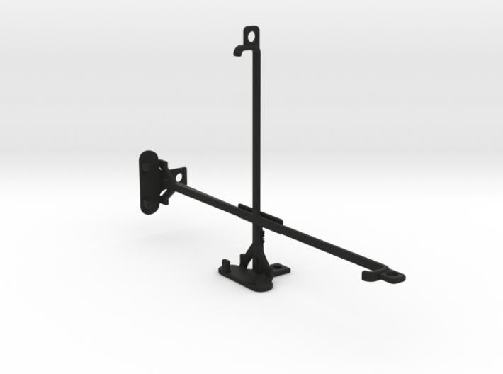 Dell Venue 8 tripod & stabilizer mount 3d printed