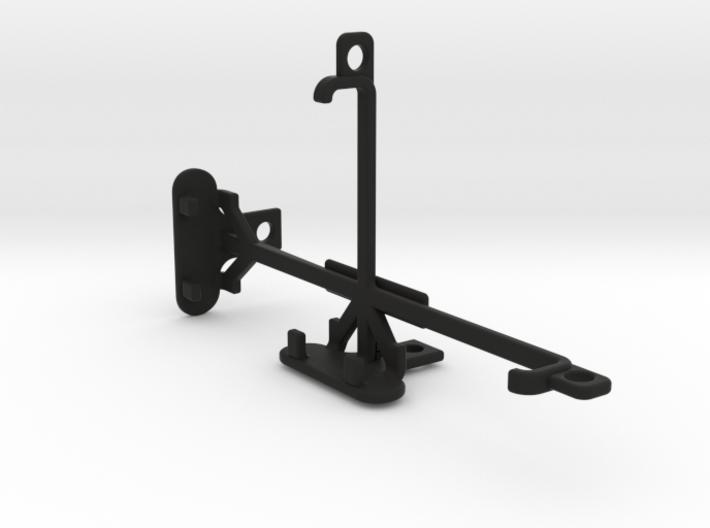 HTC Desire 526G+ dual sim  tripod mount 3d printed