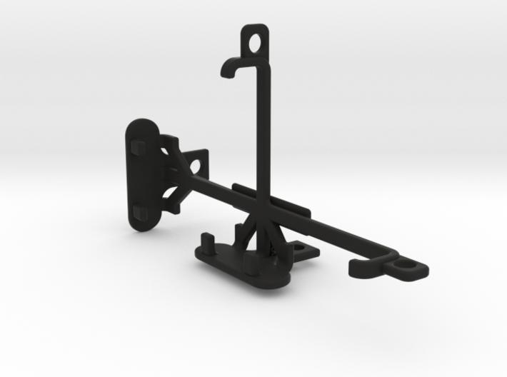 Huawei Y360 tripod & stabilizer mount 3d printed