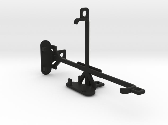 Motorola Moto G (2014) tripod & stabilizer mount 3d printed