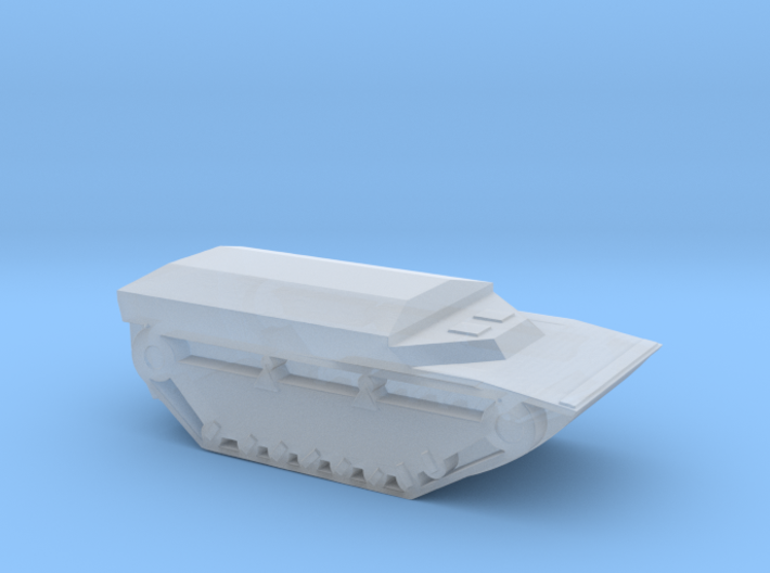 1/144 Scale LVT-4 Covered Top 3d printed