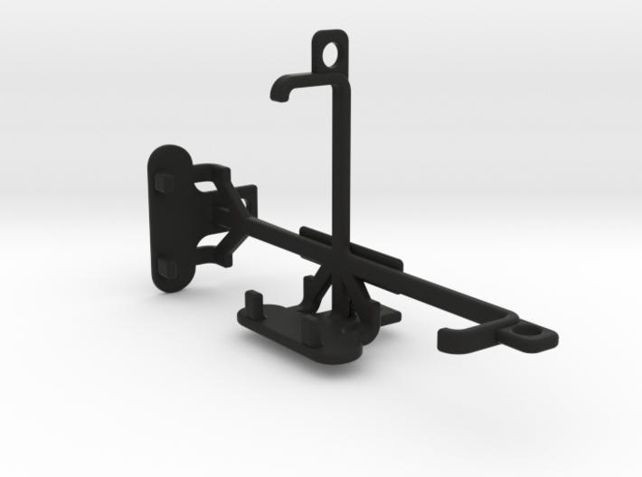 Samsung Galaxy Folder tripod & stabilizer mount 3d printed