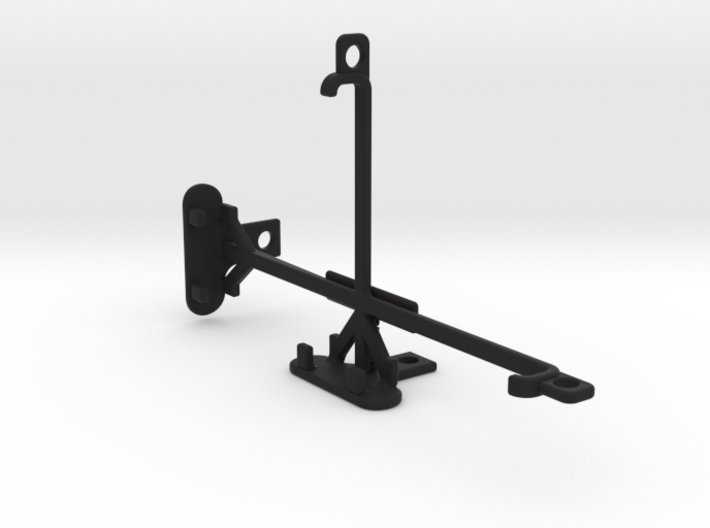 Samsung Galaxy Note Edge tripod & stabilizer mount 3d printed