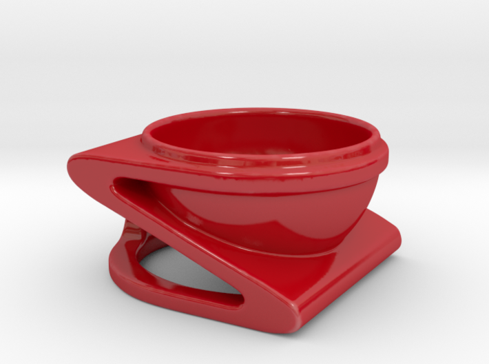 Coffe Cup 3d printed