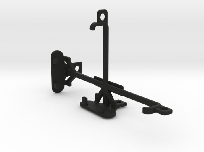 Sony Xperia E4g tripod & stabilizer mount 3d printed