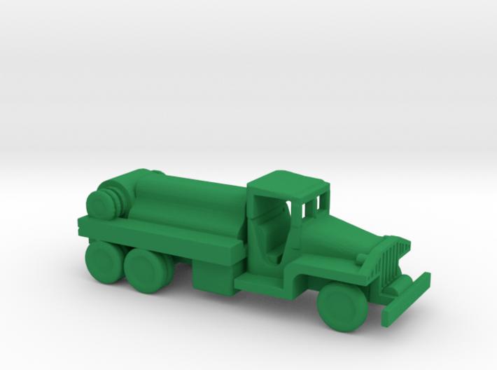 1/200 Scale CCKW Compressor Truck 3d printed