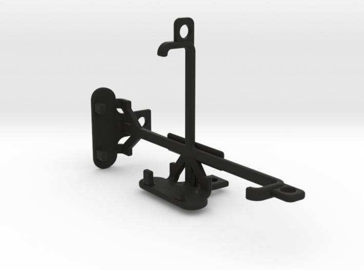 verykool s3504 Mystic II tripod & stabilizer mount 3d printed