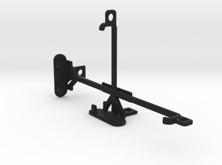 ZTE Zmax 2 tripod & stabilizer mount 3d printed