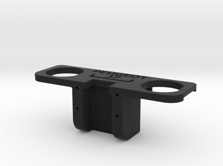 Peugeot J7 Steckdosen-Halter für Aschenbecher 3d printed