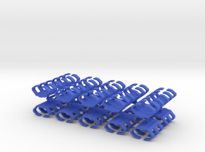 Game Piece, Shipyard, 20-set 3d printed