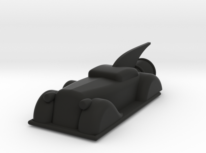 Donbot's Limousine  3d printed