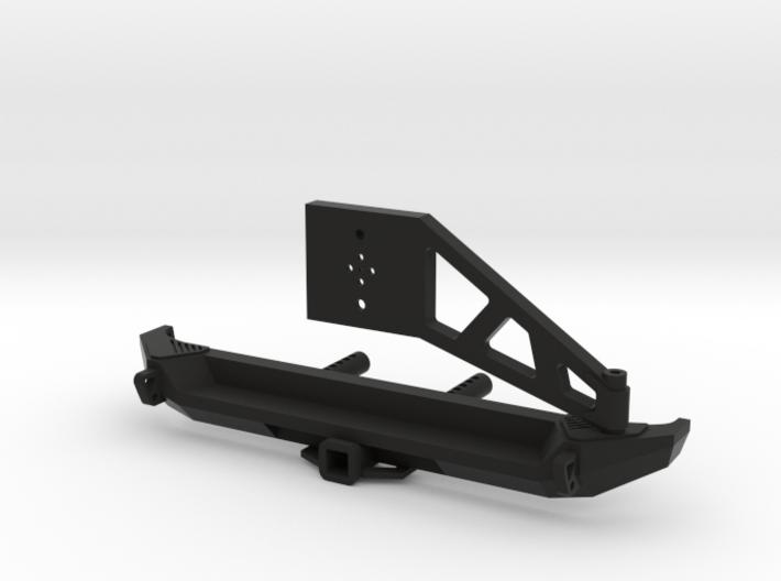 AJ10036 Gen II Rear XRC Bumper with Rear mount 3d printed