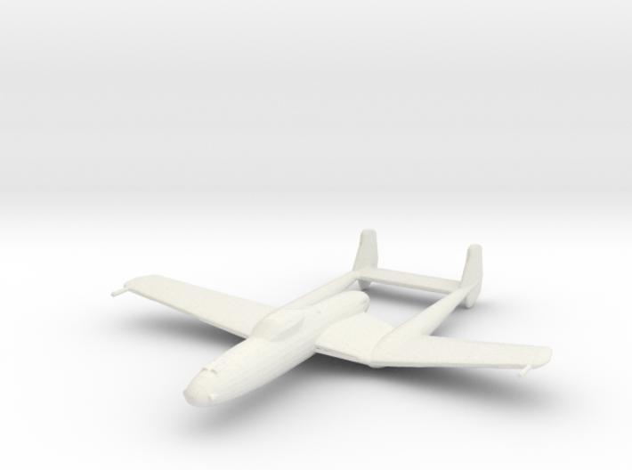 Vultee XP-54 'Swoose Goose' 3d printed