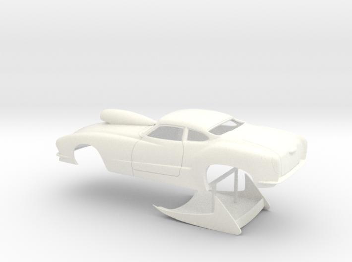 1/32 Outlaw Pro Mod Karmann Ghia 3d printed