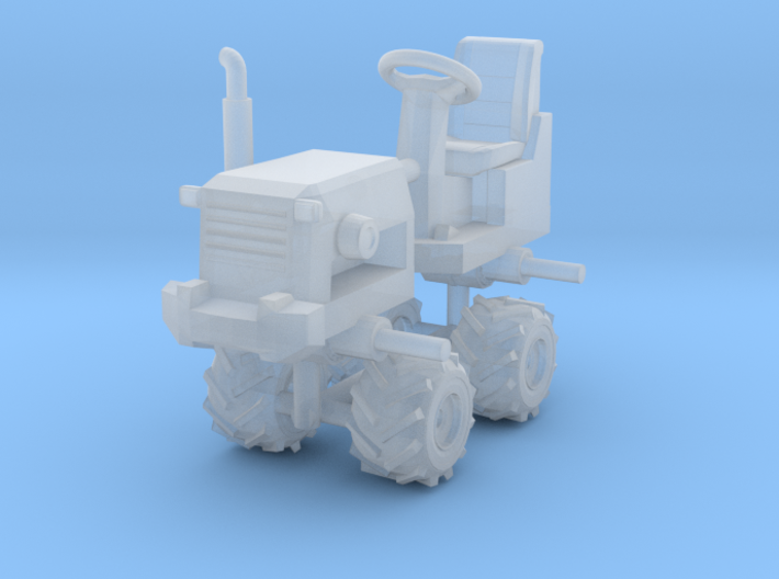 1/87 Scale 'Stern' Tractor 3d printed