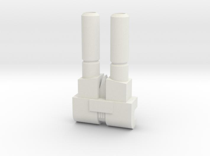 Mini Blaster inspired by Fortress Maximus' guns 3d printed