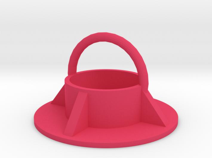 MagnetRingHaken - Ring 3d printed