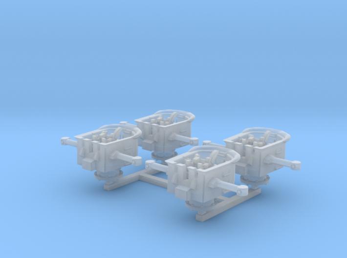 1/600 RN WW2 HACS MKII Open (4) 3d printed 1/600 RN WW2 HACS MKII Open (4)